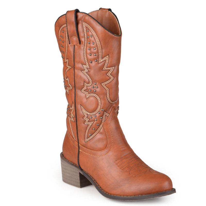journee collection oater s western boots