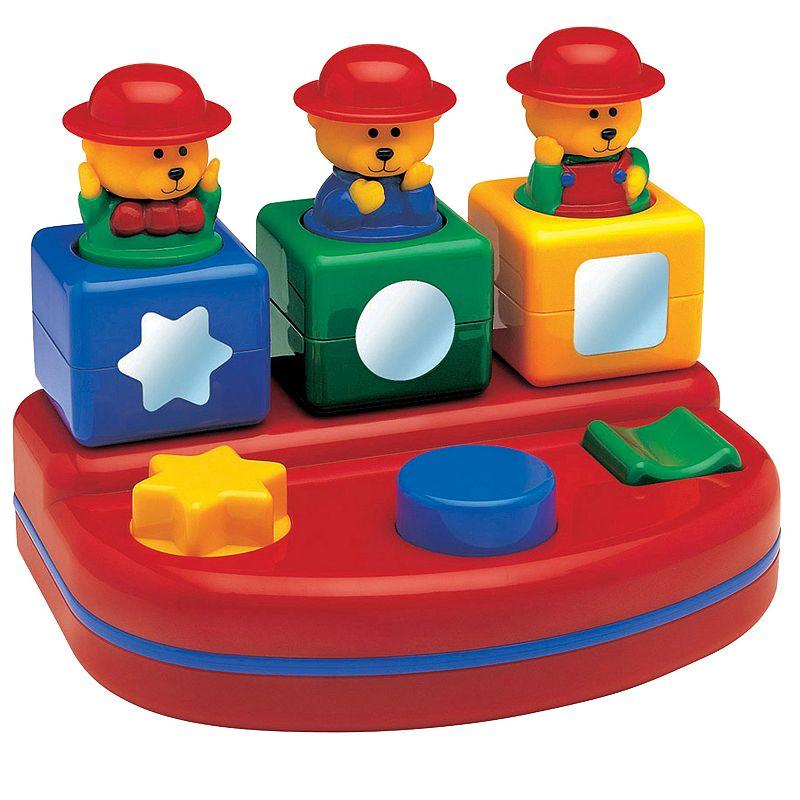 Tolo Pop-Up Teddies Toy
