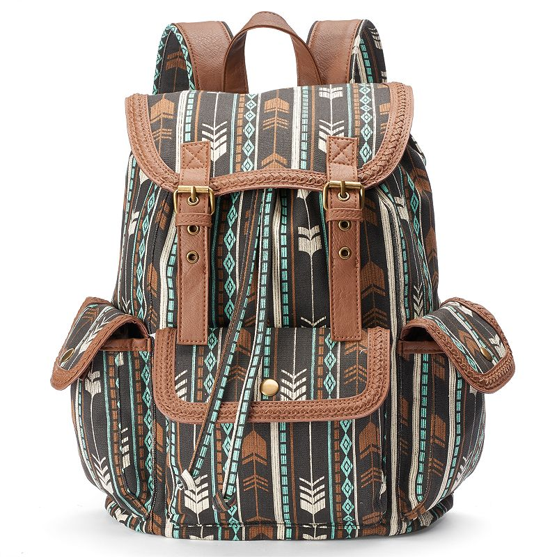 Mudd® Cara Arrow Backpack