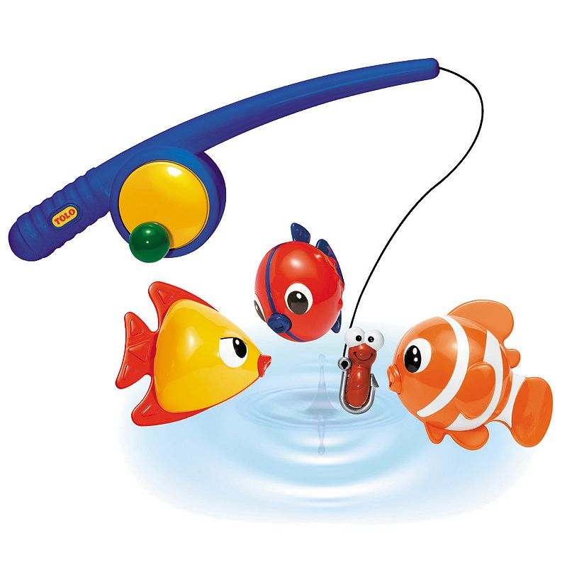 Tolo Funtime Fishing Bath Toy