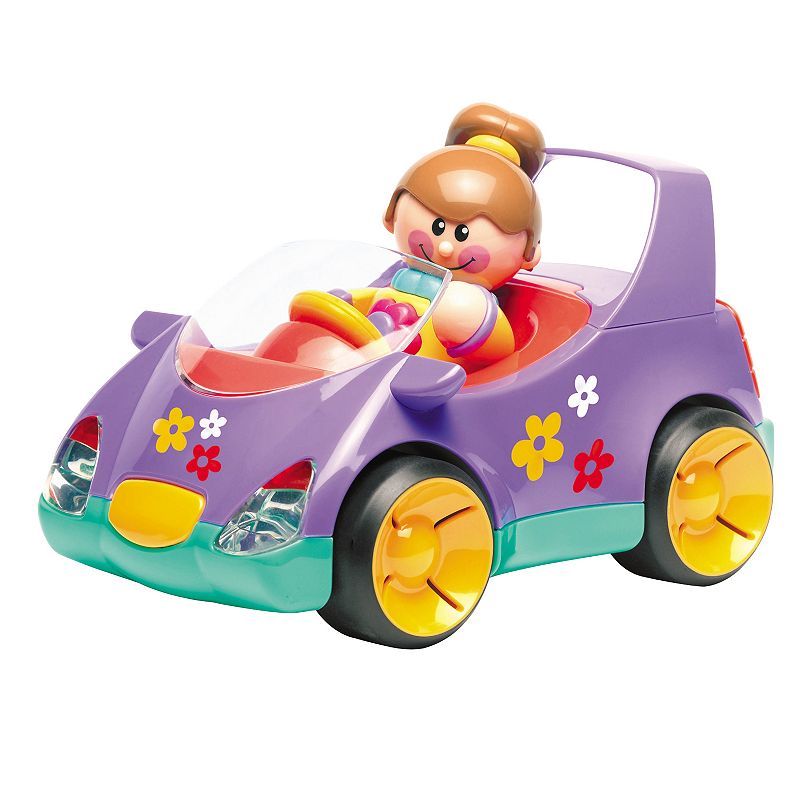 Tolo First Friends Electronic Car Toy