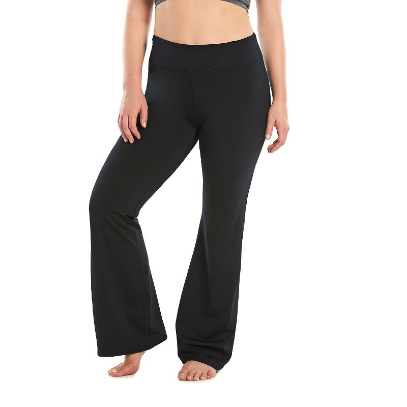 Plus Size Gaiam Bootcut Yoga Pants