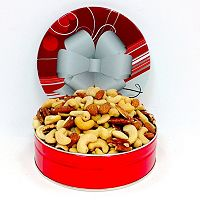 Fifth Avenue Gourmet 16-Ounce Mixed Nuts Holiday Tin