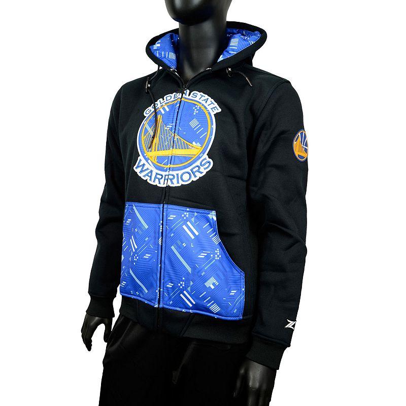 Men's Zipway Golden State Warriors Signature Basics Hoodie