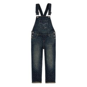 Levi's Stephanie Denim Overalls - Toddler Girl