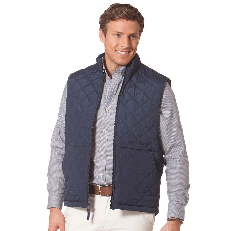 Men's Chaps Quilted Vest
