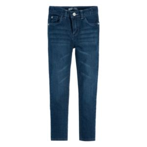 Girls 4-6x Levi's Sabrina Star Denim Leggings
