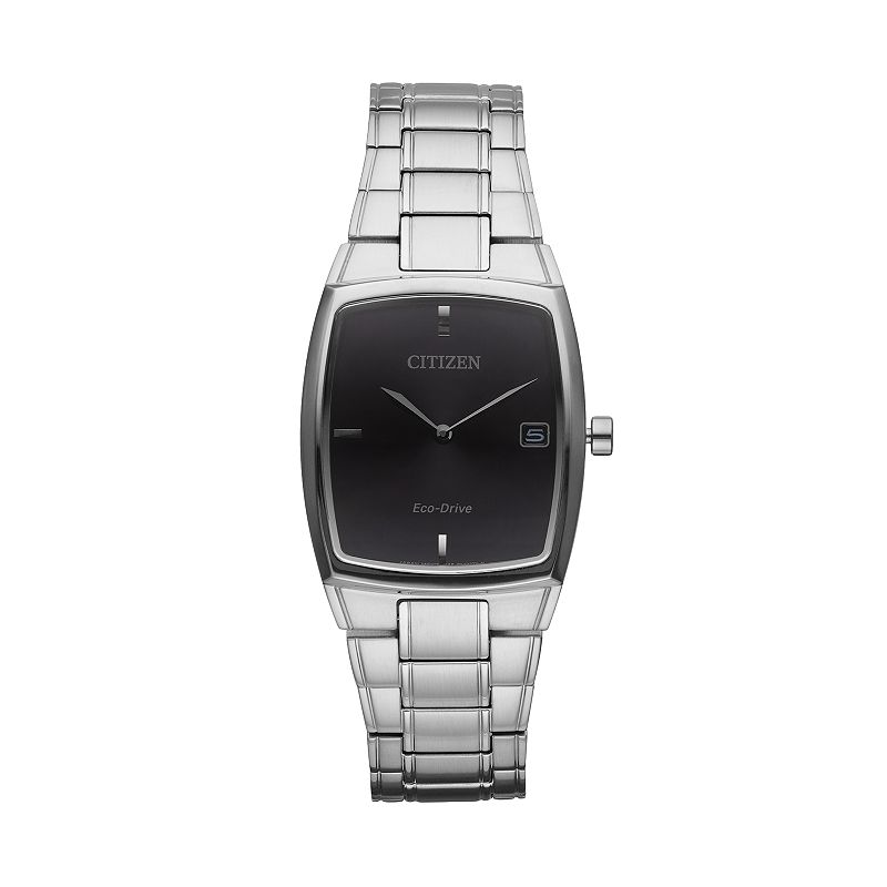 Citizen Eco-Drive Men's Stainless Steel Watch - AU1070-58E