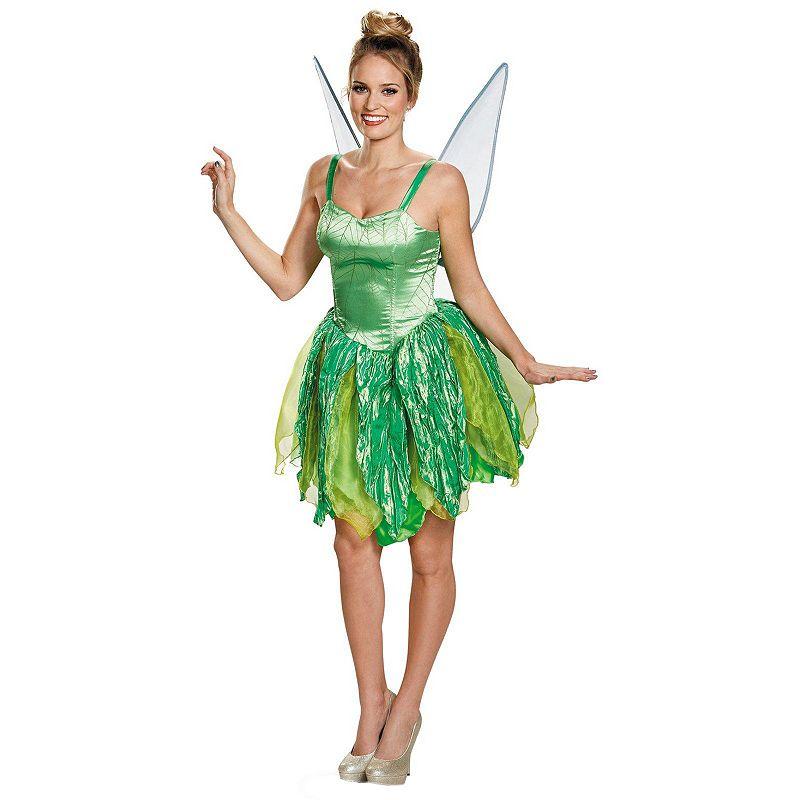 Disney Fairies Tinker Bell Prestige Costume - Adult Plus