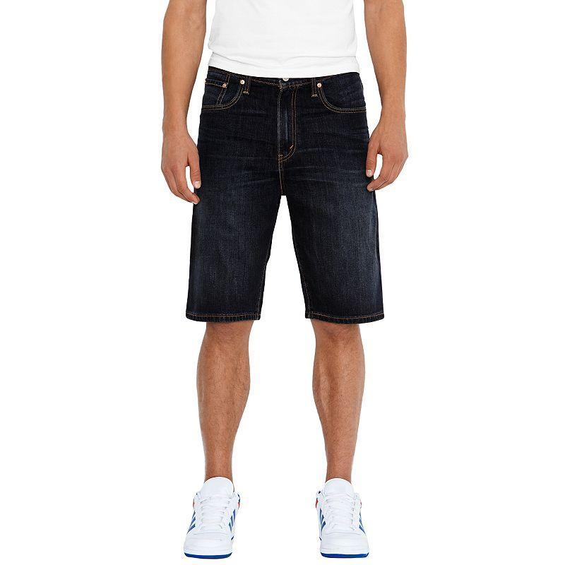 Big & Tall Levi's 569 Classic-Fit 5-Pocket Denim Shorts