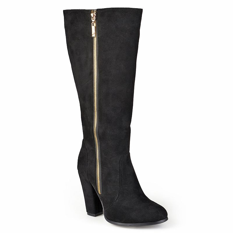 Journee Collection Train Women's Heeled Boots