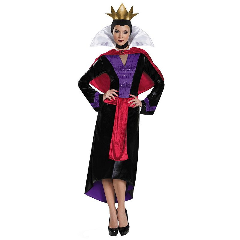 Disney's Snow White Evil Queen Deluxe Costume - Adult Plus