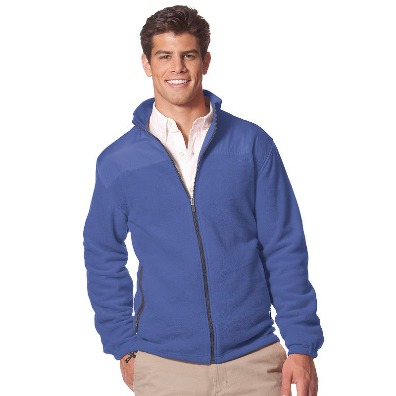 Big & Tall Chaps Oakville Polar Fleece Jacket
