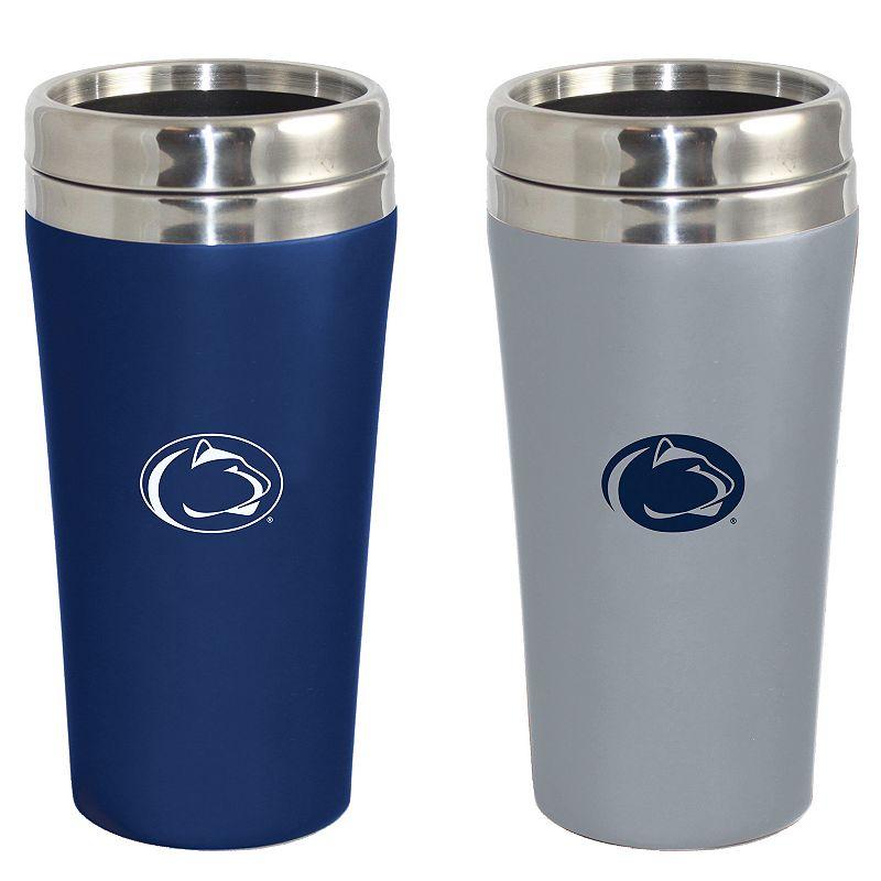 Penn State Nittany Lions 2-Pack Travel Tumbler Set