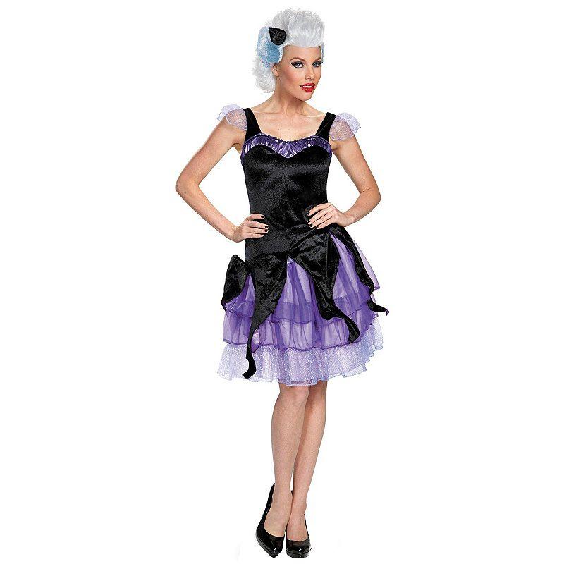 Disney's The Little Mermaid Ursula Deluxe Costume - Adult Plus