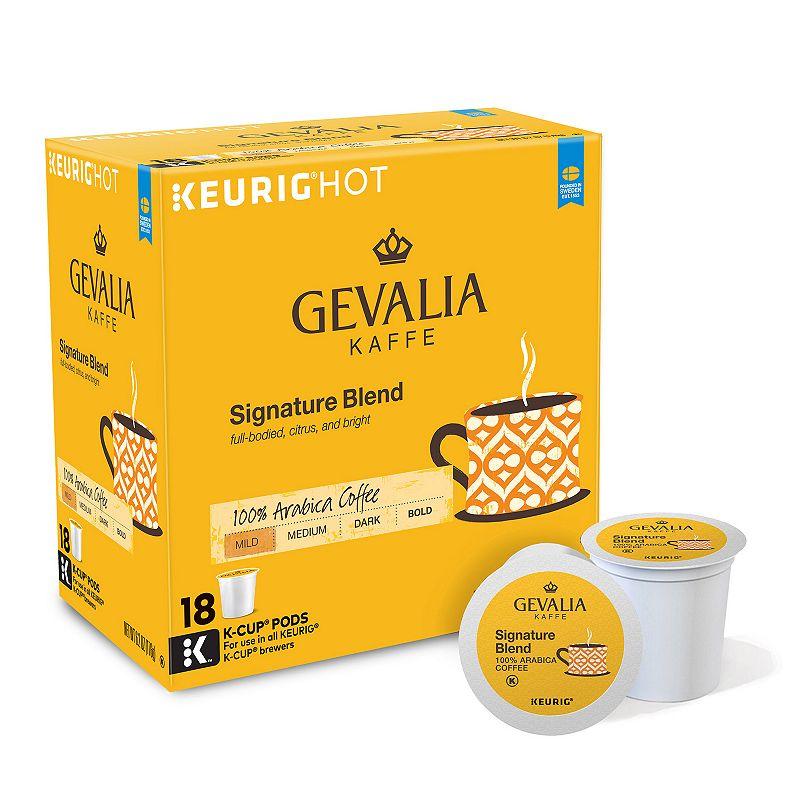 Keurig® K-Cup® Pod Gevalia Signature Blend Mild Roast Coffee - 18-pk.