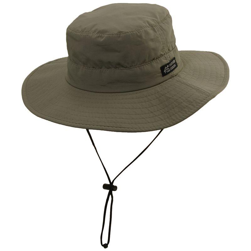 Big Brim Safari Hat - Men
