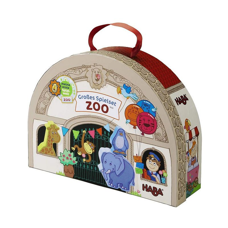 HABA Zoo Play Set