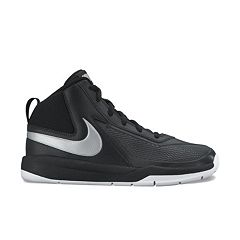 Nike Team Hustle D7 Grade School Kids' Basketball Shoes
