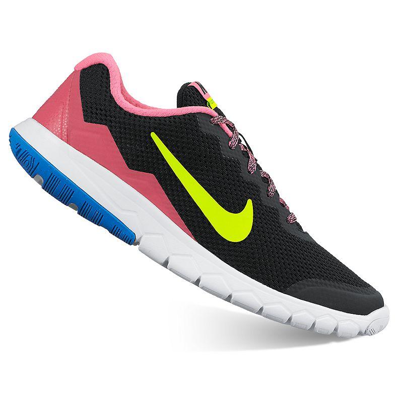 Nike Flex Experience 4 Grade School Girls' Running Shoes