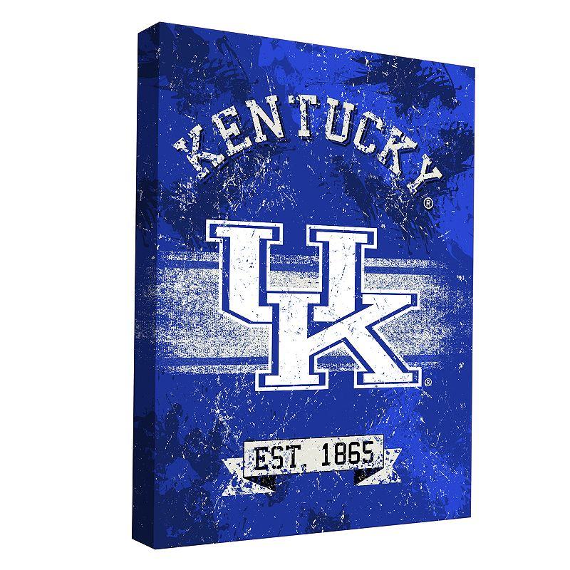 Kentucky Wildcats Banner Design 24