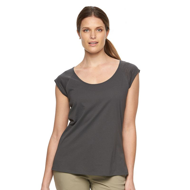Women's Columbia Meadow Wing Burnout Tee