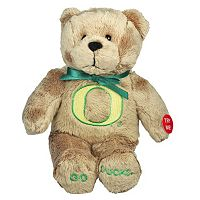 Oregon Ducks Musical Teddy Bear