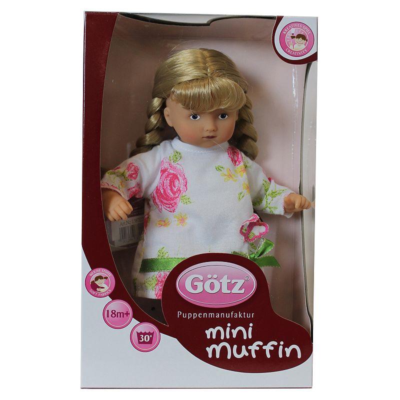 Gotz Mini Muffin 8-in. Blue-Eyed Blonde Doll