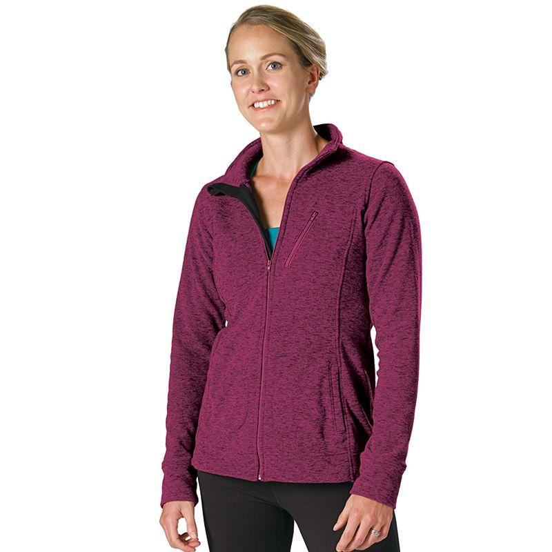 Women's Stonewear Designs Helix Sweater-Fleece Hiking Jacket