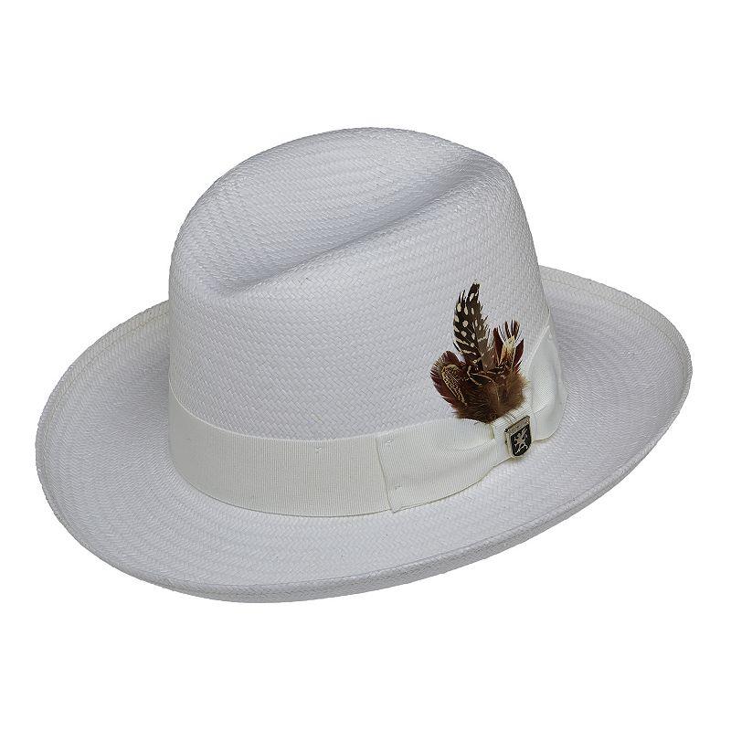 Stacy Adams Toyo Homburg Hat - Men