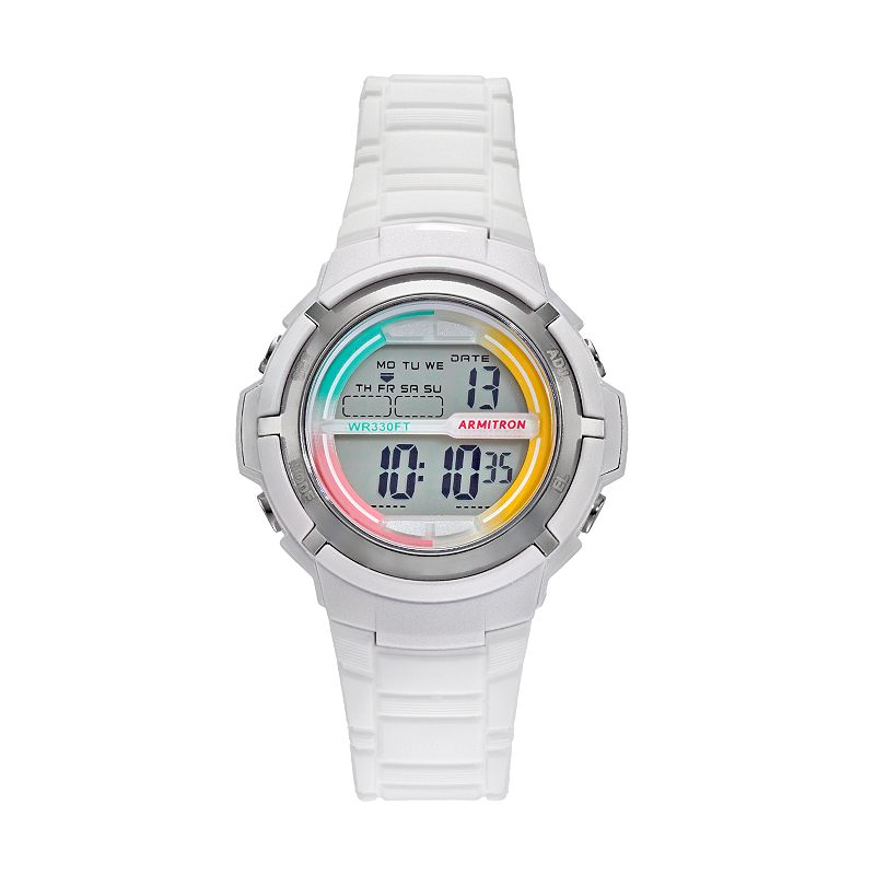 Armitron Women's Sport Digital Chronograph Watch - 45/7045RNB