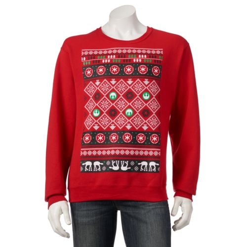 Men's Star Wars Christmas Sweatshirt