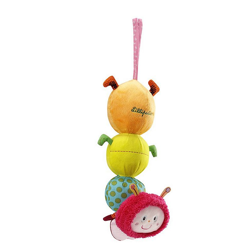 Juliette The Caterpillar Musical Cuddle Bedtime Toy by Lilliputiens