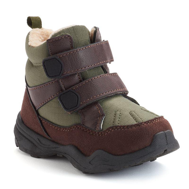 Carter's Dunes Toddler Boys' Winter Boots