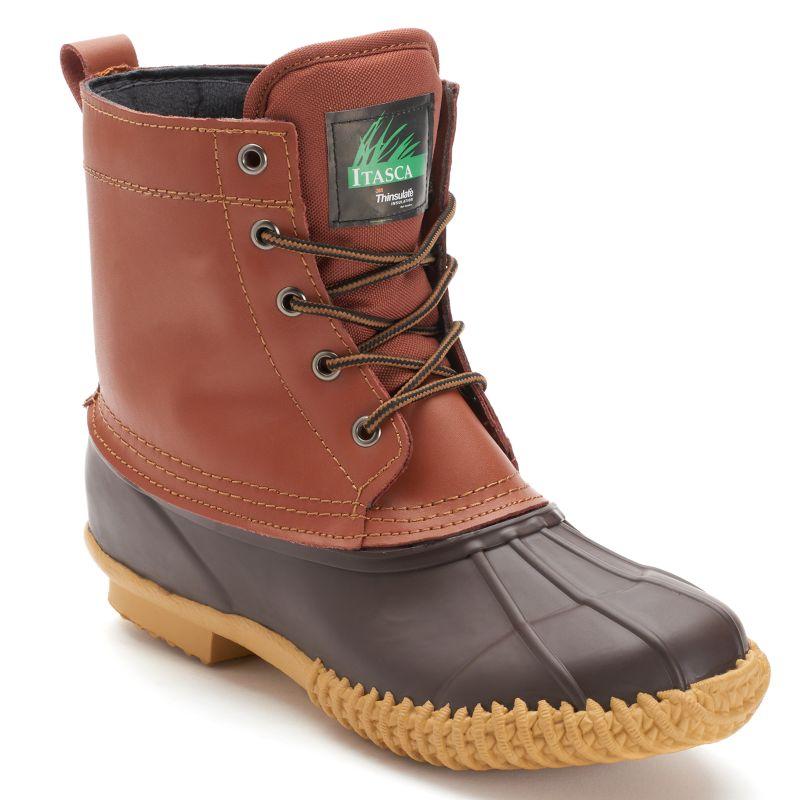 itasca ely 5 eye s waterproof winter boots