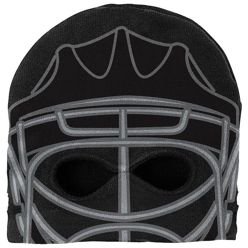 Youth Reebok New Jersey Devils Mask Knit Cap