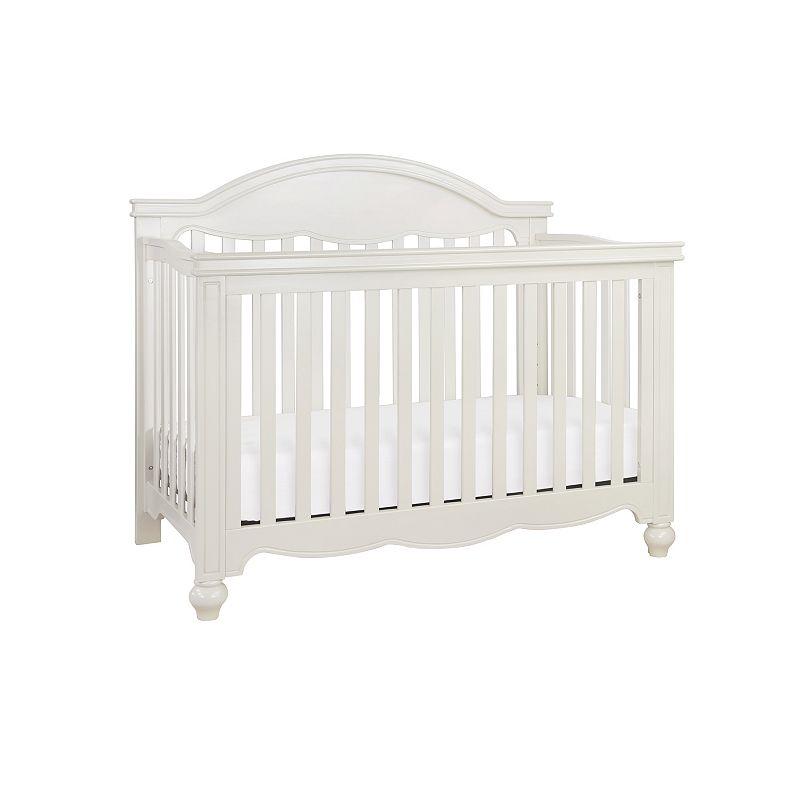 Million Dollar Baby Etienne 4-in-1 Convertible Crib