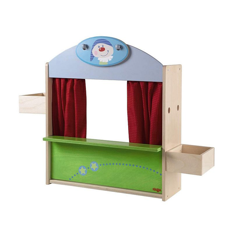 HABA Puppet Theater & Toy Shop