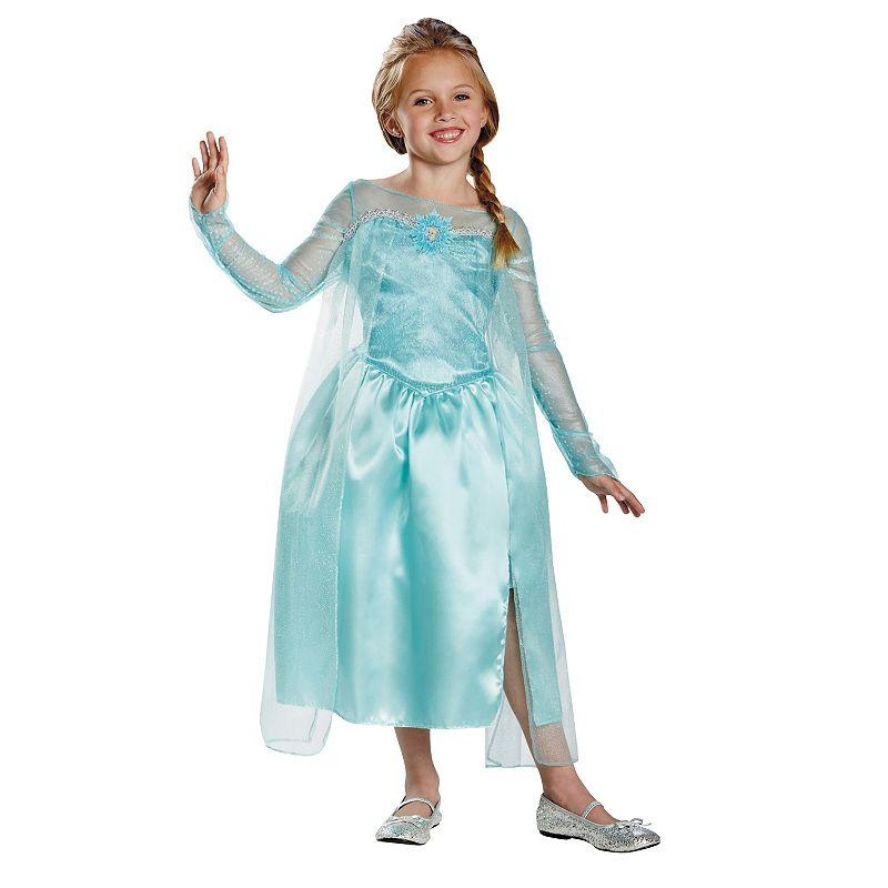 Disney's Frozen Elsa Costume - Girls 4-8