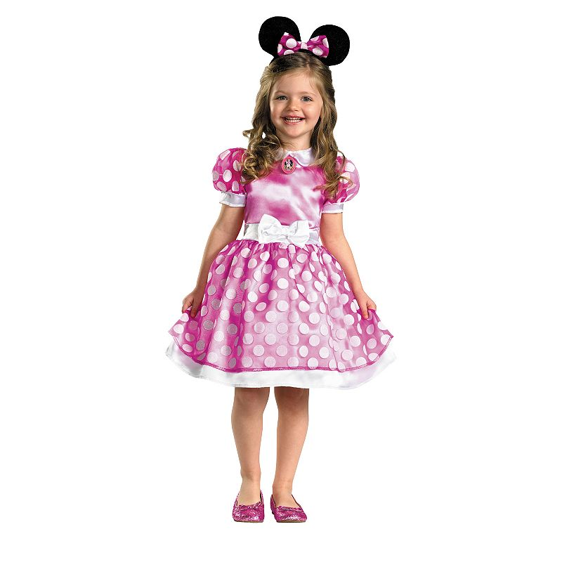 Disney's Minnie Mouse Costume - Girls 4-8