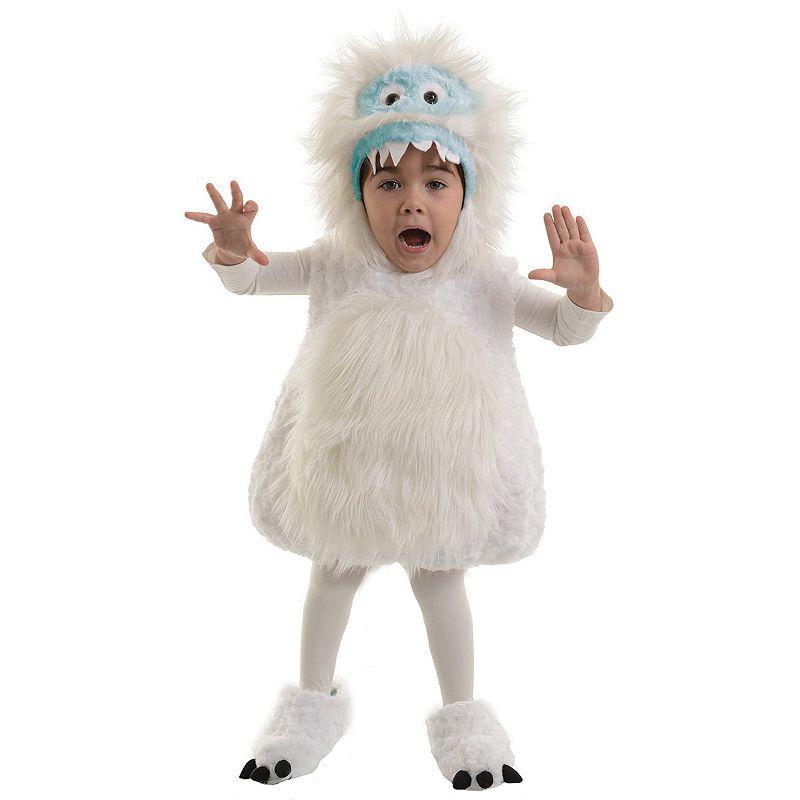Abominable Snowman Costume - Kids