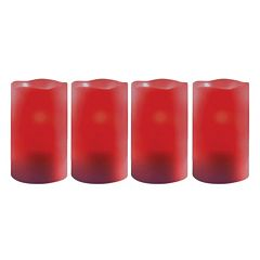 Click here to buy Apothecary 4-Piece Cinnamon Flameless Candle Set.