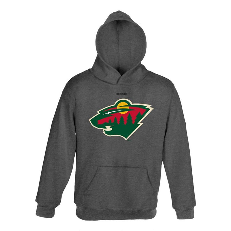Boys 4-7 Reebok Minnesota Wild Hoodie