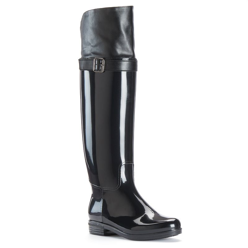 Bootsi Tootsi Over-the-Knee Women's Water Resistant Rain Boots