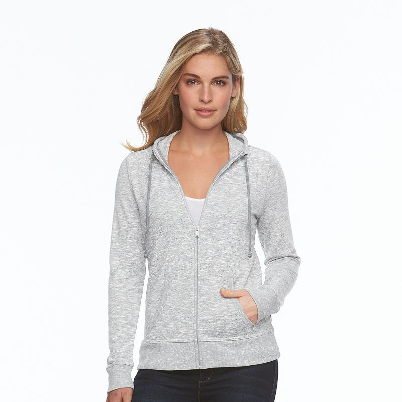 Women's SONOMA Goods for Life™ French Terry Hoodie