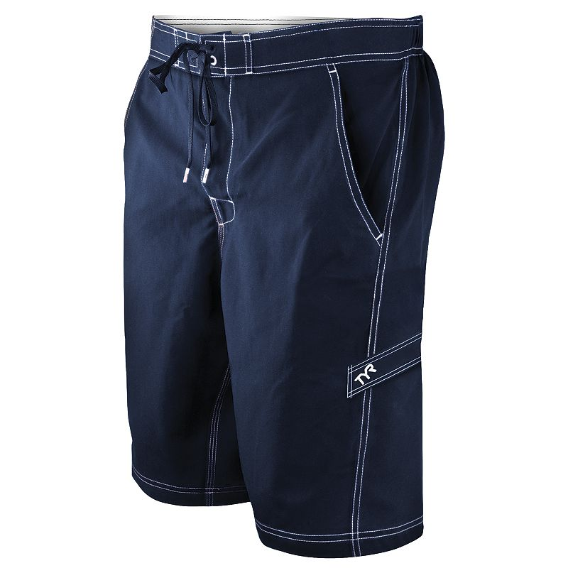 Men's TYR Solid Board Shorts