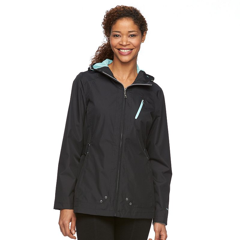 Women's Free Country Radiance Hooded Rain Jacket