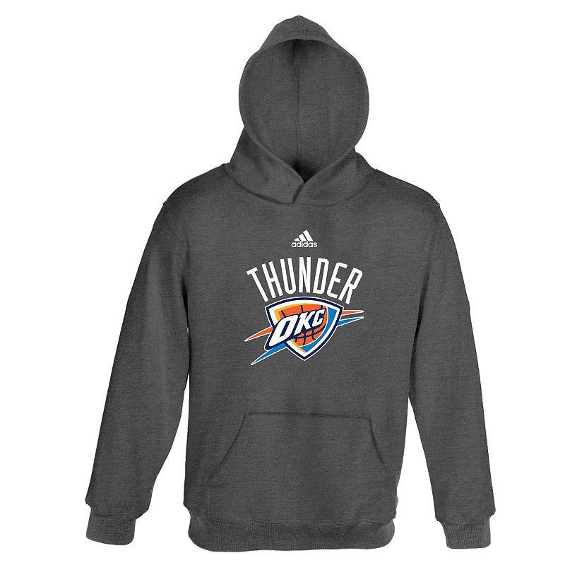 Boys 4-7 adidas Oklahoma City Thunder Fleece Hoodie
