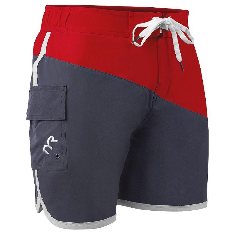 Men's TYR Colorblock Boardshorts