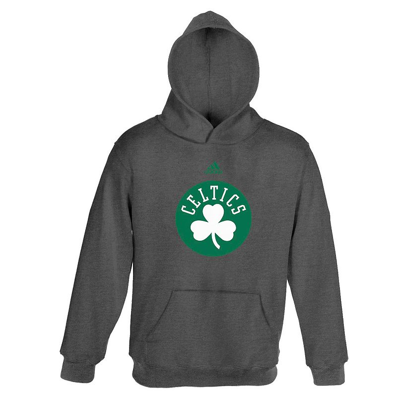 Boys 4-7 adidas Boston Celtics Fleece Hoodie
